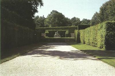 国外:法国园林植物造景设计